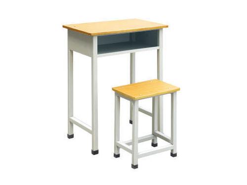 单人课桌凳-007