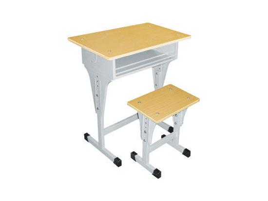 单人课桌凳-009