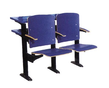 固定连排课桌椅-028