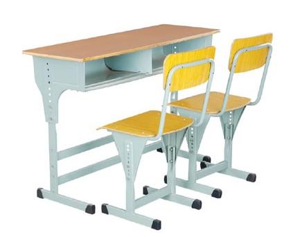 教学课桌椅-034
